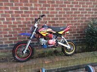 Pitbike 140 stomp pit bike
