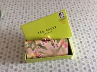 TED BAKER PURSE AS NEW WITH BOX.. RRP £90