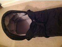 Baby jogger city mini compact carrycot