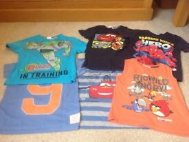 Boys clothes age 4-5