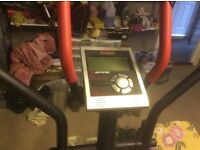 York Aspire Cross Trainer hardly used in great condition