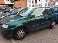 Seat Arosa - Spares or Repairs