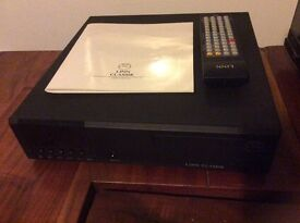 Linn Classik amplifier/cd/tuner with remote and manual - great condition