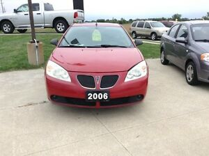 2006 Pontiac G6 GTP / AS TRADED IN
