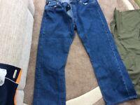 Men's Levi jeans 36/30