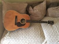 Old Hagstrom acoustic