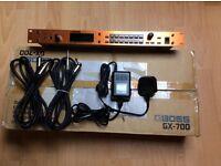 Boss GX-700 guitar effects processor