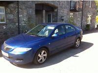 Mazda 6 TS for sale £700 ono Mot'd until December 2016