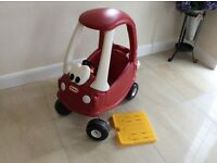 Little Tikes Cosy Coupe Car (Special Edition)