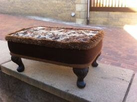 Cute little vintage Sherborne footstool