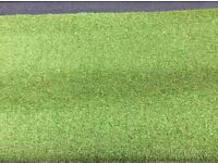 Artificial grass ,roll end 2.2 m x 4 m bargain only, £59
