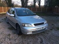 Vauxhall astra 54plate