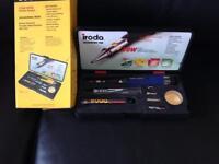 New Iroda butane gas soldering tool