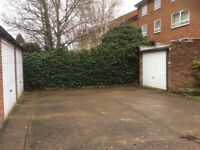 SURBITION Garage to rent behind flats in Surbition private setting ,nice location