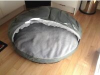 XL Dog Cave Bed