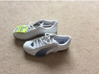 Puma cell All weather trainer size 5