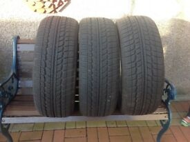 Sunny Snow Master tyres 215/55R 18