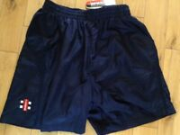 Cricket shorts Gray Nicolls navy