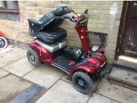 Swap my car and 49cc petrol mobility scooter project