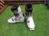 Salmon men's ski boots