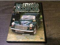 Morris Minor commercial vehicles dvd