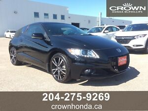 2014 HONDA CR-Z HYBRID - ONE OWNER, LOCAL TRADE - SAVE TONS ON