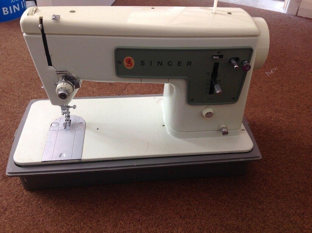SINGER Sewing Machine Spares Or Repair In Worcester Park London Interesting Sewing Machines Worcester