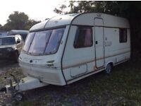 1994 Eccles 5 berth Caravan - Bargain £400 no offers