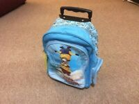 Kids Travel Rolling Luggage Case Despicable Me/Minions
