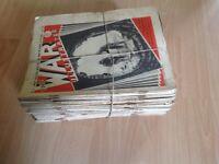 War Illustrated magazines