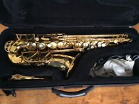 Selmer Reference 54 Alto saxophone Hummingbird Collector's Edition