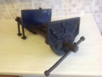 Large 'Woden' Carpenters Bench Vice (UK made)