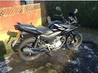 Honda CBF125 motorcycle