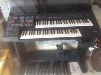 Yamaha Electone HS6 Electronic Organ