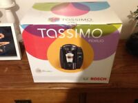 Tassimo Fidelia coffee machine