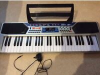 Learner Keyboard, little use, reboxed and Stored well vgc