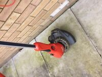 FLMO CONTOUR 500E ELECTRIC GRASS TRIMMER on LOW OFFE