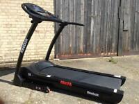 Reebok ZR9 Foldable Electric Treadmill with Electric Incline (Delivery Available)