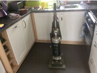 HOOVER Tubo power upright bagless upright hoover