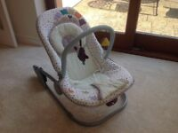 Mamas and Papas wave rocker / baby bouncer
