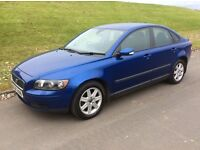 2006 VOLVO S40 1.6 se DIESEL # M.O.T SEPTEMBER 2017 # NEW TIMING BELT KIT # SERVICE HISTORY #