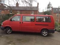 Versatile, spacious, multi purpose 9 seater with tow bar. Ideal for work and play.