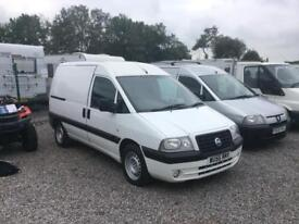 Fiat scudo 2006 no vat drives perfect 12 months mot