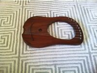 Lyre Harp - 10 string