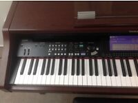Technics SX PR604 digital Piano, very good condition