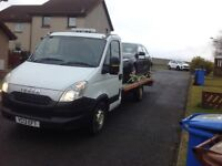 24/7 CAR TRANSPORT, CAR BREAKDOWN RECOVERY SERVICE IN FIFE