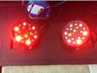 Kam starwash LED light effect