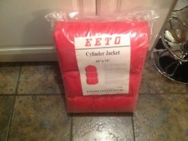 "Brand new Cylinder Jacket - 60"" x 12"""