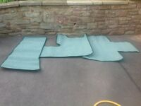 NEW Bound Edge Removable Fitted Carpets for AUTO-SLEEPER PEUGEOT SYMBOL MOTORHOME -