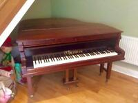 Baby grand piano - free to a good home